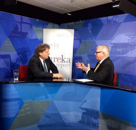Dr David Burton from Compumedics Limited speaks with Alan Kohler