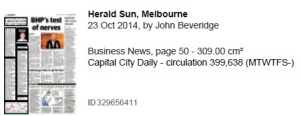 Herald Sun - Microcap Conference