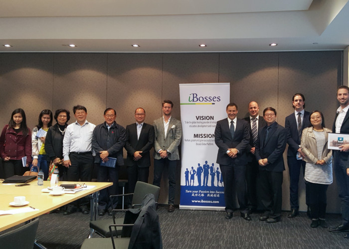 "iBosses presents ""How to achieve Financial Freedom"" in Melbourne"